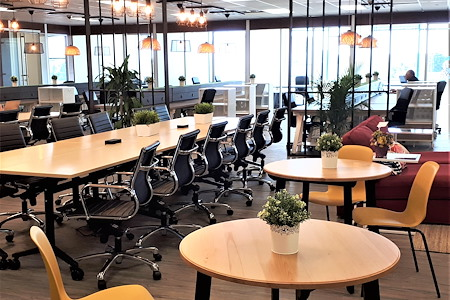 Touchdown Coworking space Inc. - Coworking HotSpot Full Time