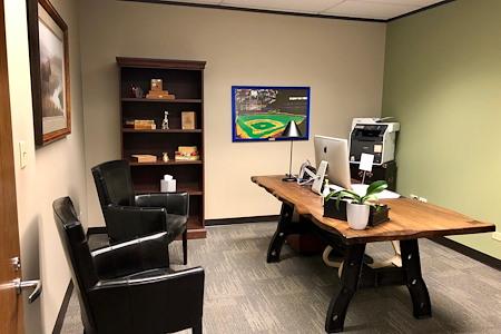 Tag Team Design - Furnished Office 1