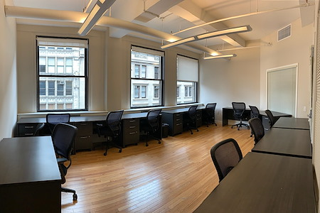 Select Office Suites - 1115 Broadway Flatiron NYC - Private Windowed Office for 10-12