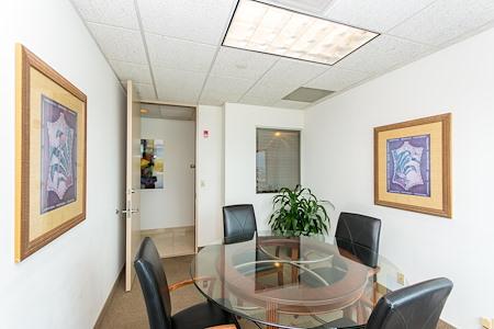 Alexa's Workspaces - Ft.Lauderdale - Meeting Room - Orchid