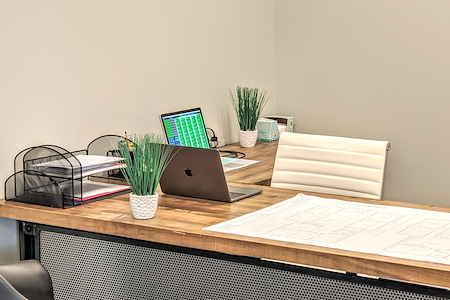 Highland-March Workspaces, Mansfield - Office #1