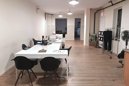 90 Elizabeth Street, Manhattan - Have Your Own Office, Outdoor Space