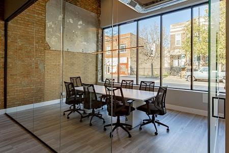 Desk606 - Conference Room - C01