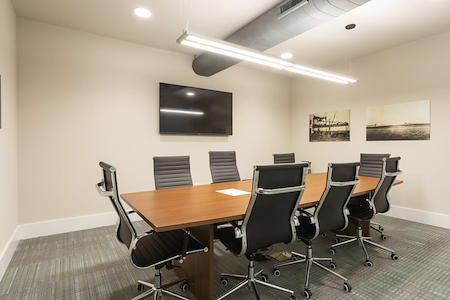 The Hub Collaborative Workspace - Conference Room