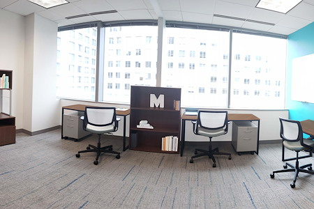 Metro Offices - Dulles/Herndon - Private Exterior office for 3-5 people