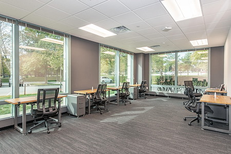 Venture X | Parsippany - Office 105