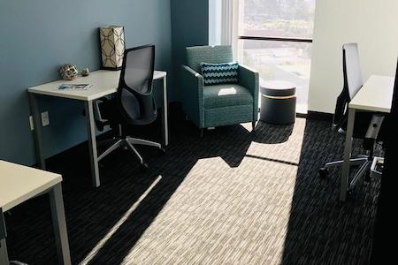 Regus | 8383 Wilshire - Dedicated Desk