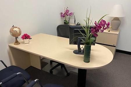 Century Suites - Woburn - 1-Person office
