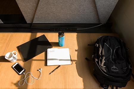Union Cowork Encinitas - Dedicated Desk 1
