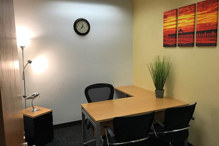 Regus | 12100 Wilshire Blvd - Private Office in Brentwood - $499