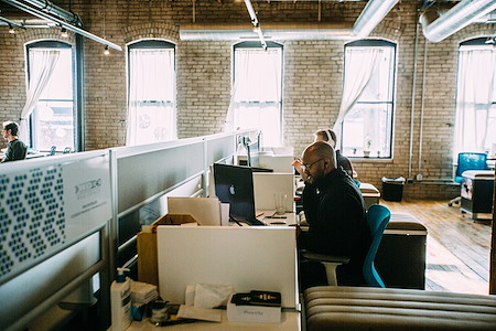 Fueled Collective – Minneapolis Northeast - Individual dedicated desk