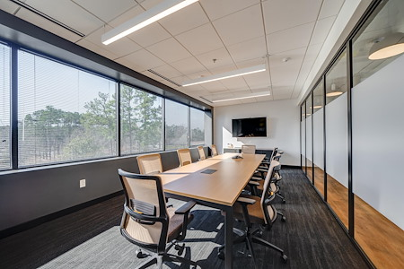 Venture X | Durham - NC State Boardroom