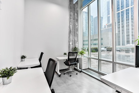 iQ Offices | 150 King Street West - Office Suite for 3
