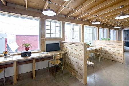 Cobalt Workspaces - Dedicated Desks