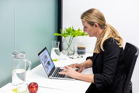 Christie Spaces Walker Street - Private 1 Desk Office