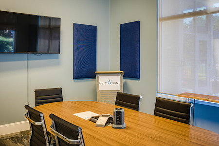 Focal Point Coworking - Sapphire Conference Room