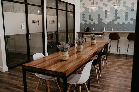 Hub 33 - Open Desks