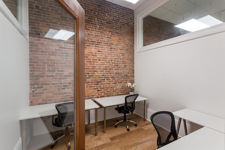 Expansive - Pioneer Building - 3-4 Person Office