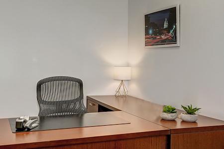 Carr Workplaces - Reston Town Center - Flex Office - 1