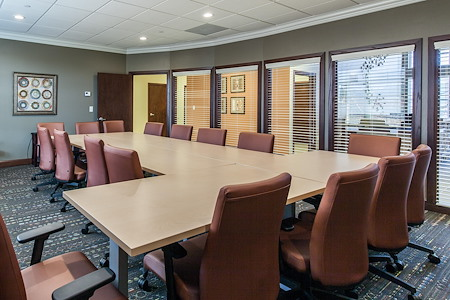 PC Executive | Mon Abri Business Center - Large Conference Room