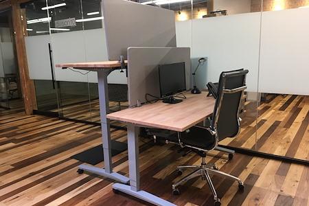 Family Business Center - Dedicated Desk