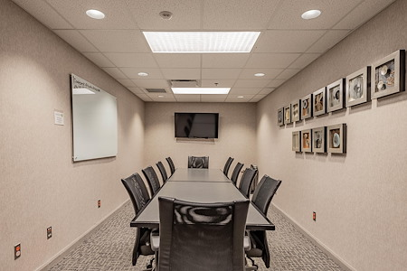 Huntsville Hub - Loft Conference Room