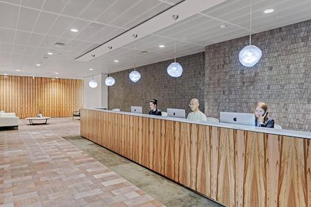 The Executive Centre - Three International Towers - 1-Desk Internal Office