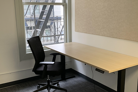 The Board of Trade Building - Suite K