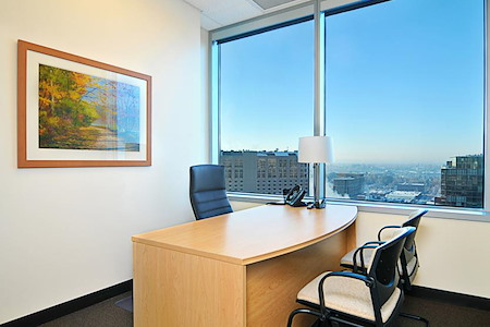 Intelligent Office - Boise - Owyhee Executive Hourly Office