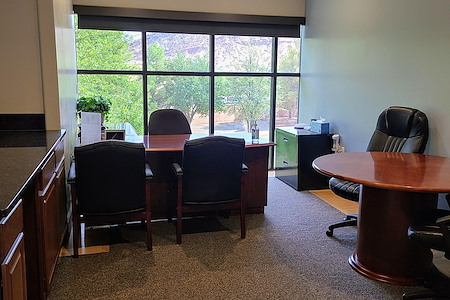 St. George Executive Suites - Private Day Office-204 B