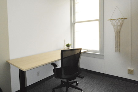 The Board of Trade Building - Suite B