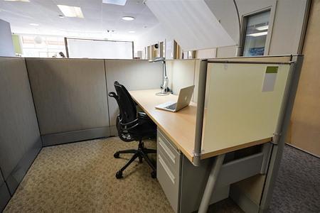 Satellite Workplaces Felton - Workstation