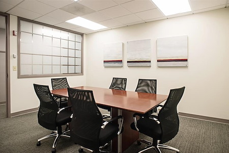 Peachtree Offices at Downtown, Inc. - Library Room