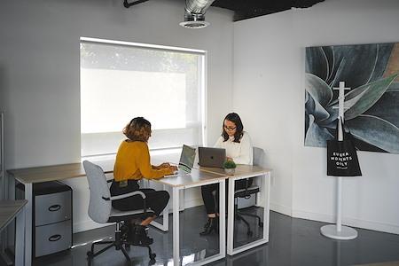 Eureka Hub - Dedicated Desk
