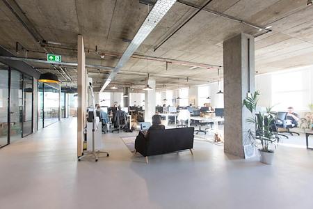 Techspace Aldgate East - 90 Desk Workspace - Aldgate East
