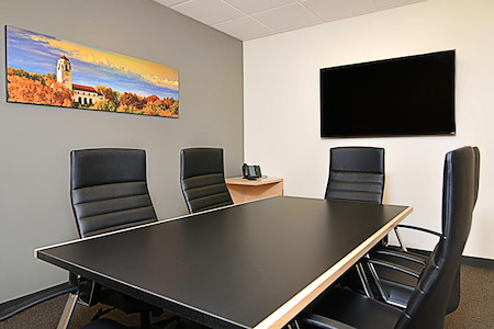 Intelligent Office - Boise - Depot Conference Room with TV Screen