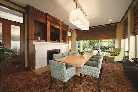 Hilton Garden Inn Houston/The Woodlands - Library
