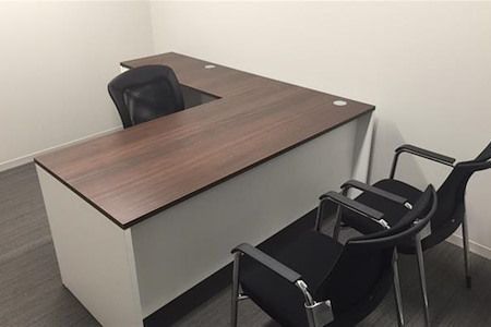 (WDC) The Homer Building - Dedicated Desk