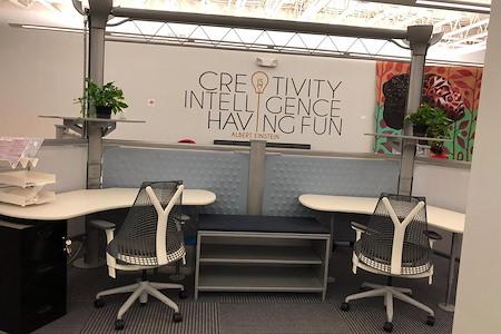 Percolator - Flex Desk Space