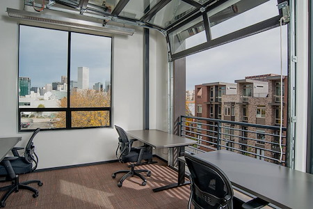 Shift Workspaces | Littleton - Private Office for 4