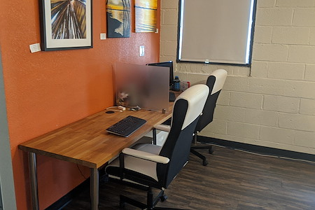 CenterSpace - Dedicated Desk
