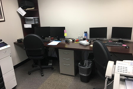 CPA Group - Dedicated Desk 1