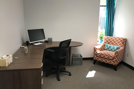 Connect Consulting Services, Inc. - Downtown Sacramento Private Office