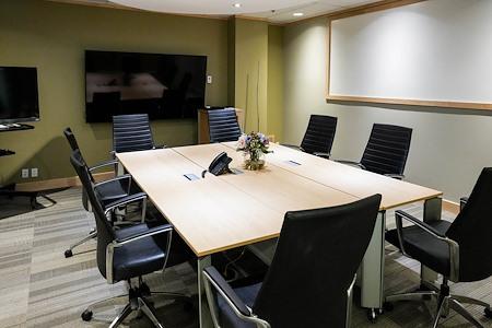 Intelligent Office, Hudson's Bay Centre - Yorkville Conference Room