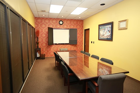 MAKE SPACE NJ - Union County, (The B.O.S.S Incubator) - Conference Room