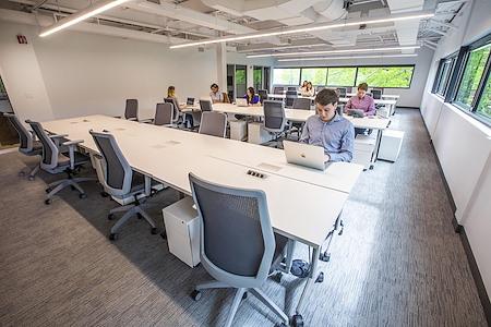 Workbar Burlington - Team Office for 36