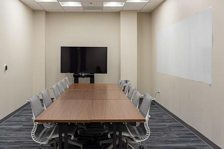 Granite City Coworking - Town Hall Meeting Room