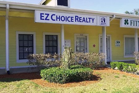 EZ Choice Office Share - Event Space 1