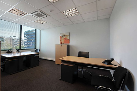 Regus | Athens, City South - Acropolis View - Open Desk
