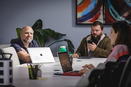 CoRadius Coworking - Open Desk